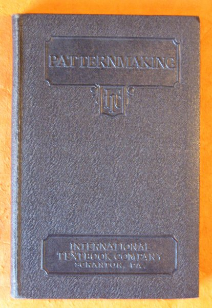 Image for Patternmaking Book I