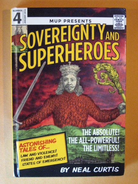 Image for Sovereignty and Superheroes