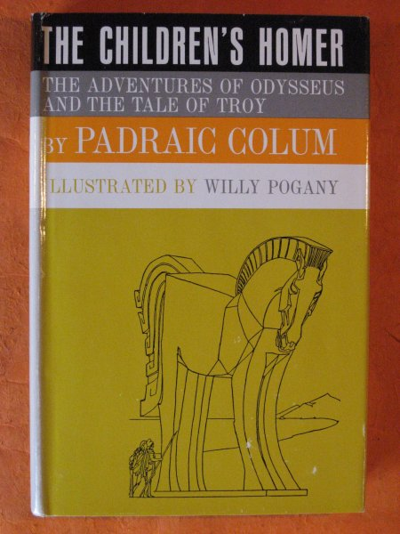 Image for Children's Homer:  The Adventures of Odysseus and the Tale of Troy, The