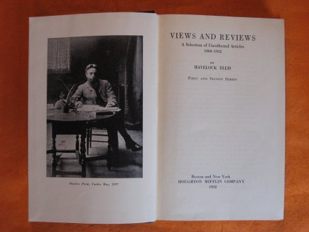 Image for Views and Reviews:  A Selection of Uncollected Articles 1884-1932