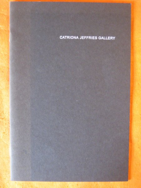 Image for Catriona Jeffries Gallery