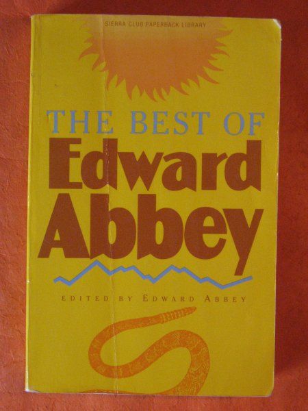 Image for Best of Edward Abbey, The