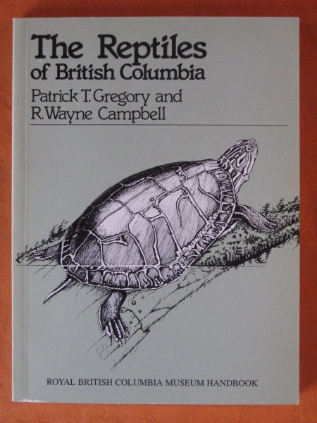 Image for The Reptiles of British Columbia