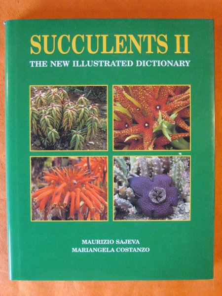 Image for Succulents II: The New Illustrated Dictionary