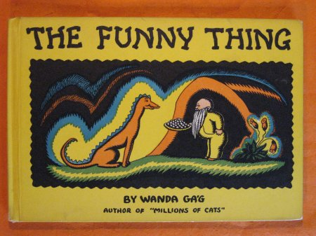 Image for Funny Thing, The