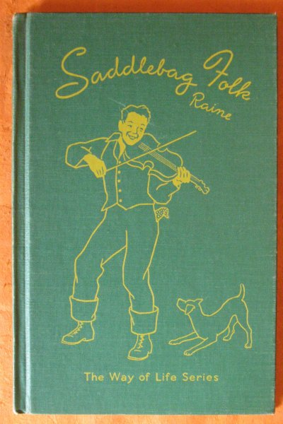 Image for Saddlebag Folk:  The Way of Life in the Kentucky Mountains