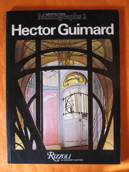 Image for Hector Guimard (Architectural Monographs 2)