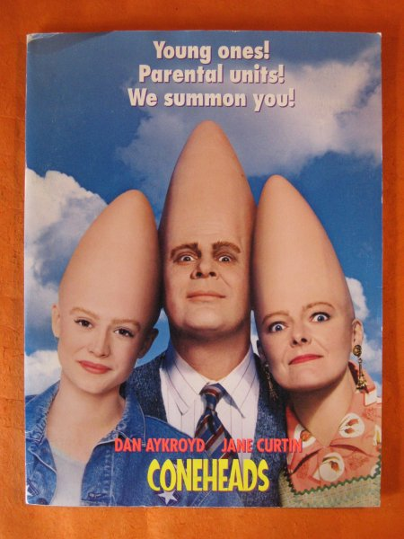 Image for Coneheads  (1993 Film) Press Packet