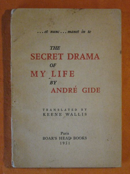 Image for Secret Drama of My Life, The