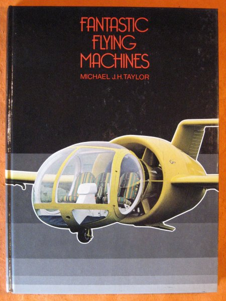 Image for Fantastic Flying Machines
