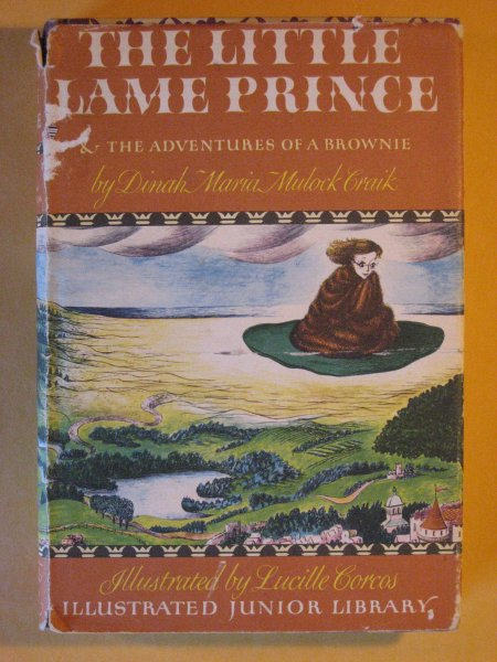 Image for Little Lame Prince and The Adventures of a Brownie, The