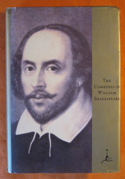 Image for The Comedies of William Shakespeare