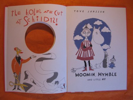 Image for The Book About Moomin, Mymble and Little My