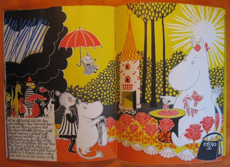 Image for Hur Gick Det Sen? boken om Mymlan, Mumintrollet Och Lilla My [The Book About Moomin, Mymble and Little My in Swedish]