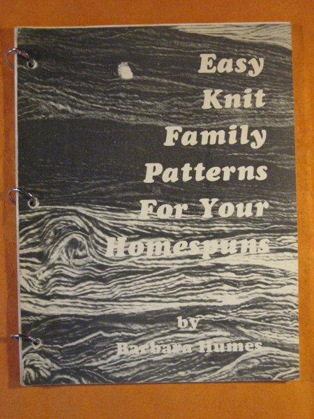 Image for Easy Knit Family Patterns for Your Homespuns