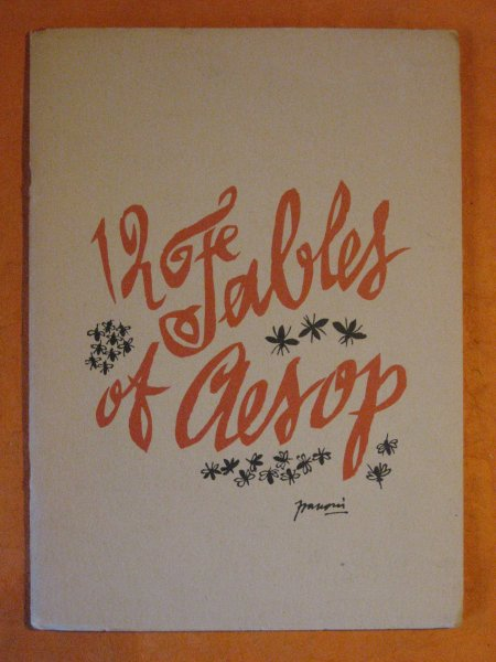 Image for 12 Fables of Aesop