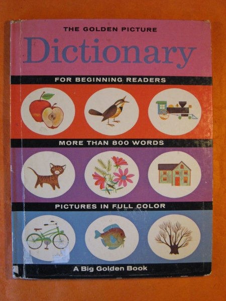 Image for Golden Picture Dictionary for Beginning Readers, The