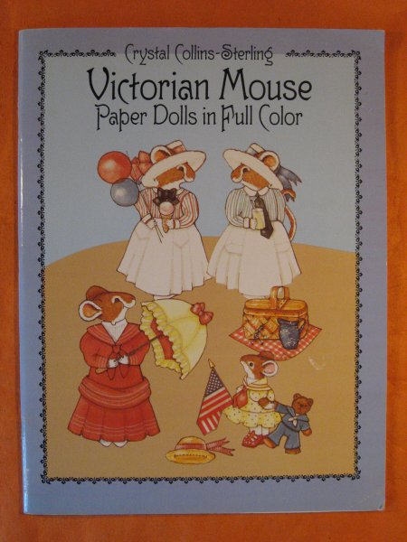 Image for Victorian Mouse Paper Dolls in Full Color