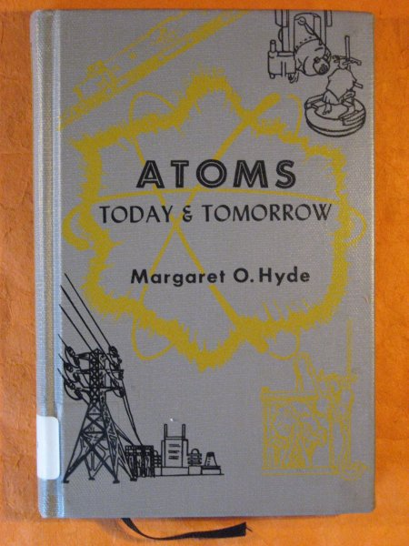 Image for Blank Journal (Atoms Today & Tomorrow)
