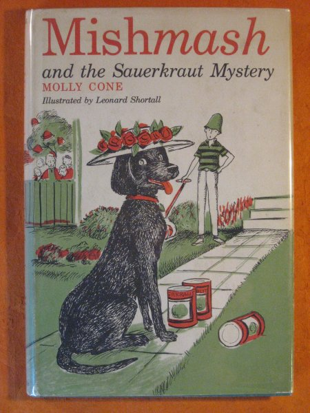 Image for Mishmash and the Sauerkraut Mystery
