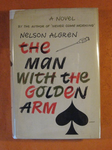 Image for Man with the Golden Arm, The