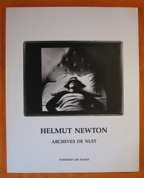 Image for Helmut Newton: Archives de nuit (Schirmer art books on art, photography & erotics)