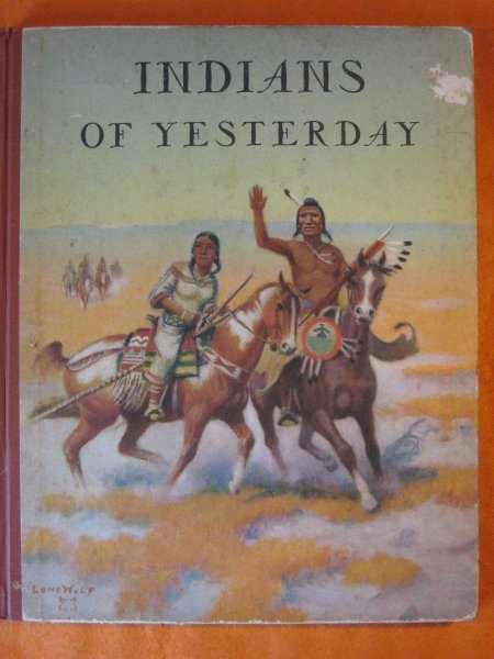 Image for Indians of Yesterday