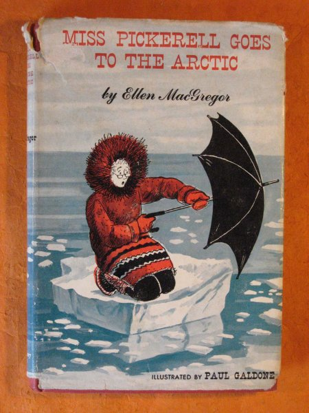 Image for Miss Pickerell Goes to the Arctic