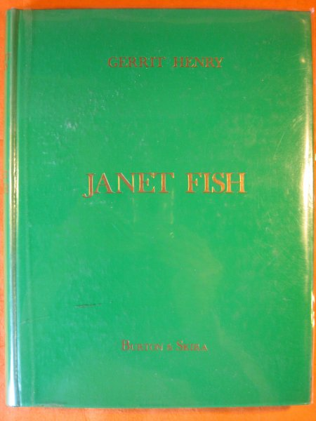 Image for Janet Fish