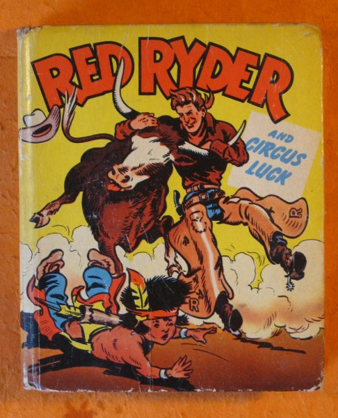 Image for Red Ryder and Circus Luck