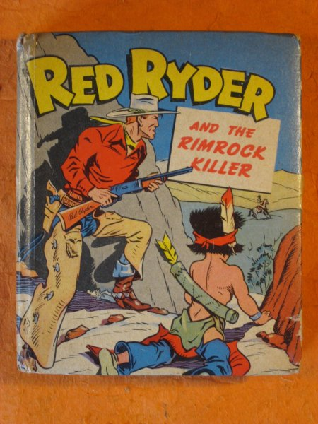 Image for Red Ryder and the Rimrock Killer