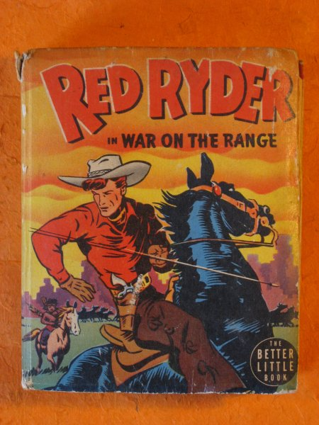 Image for Red Ryder in War on the Range