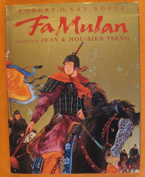 Image for FA Mulan: The Story of a Woman Warrior