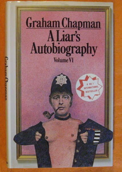 Image for A Liar's Autobiography: Volume VI