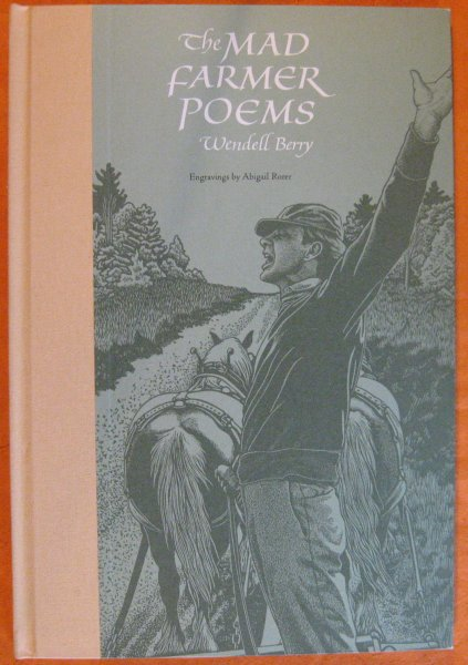 Image for The Mad Farmer Poems