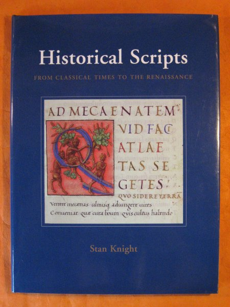 Image for Historical Scripts: From Classical Times to the Renaissance