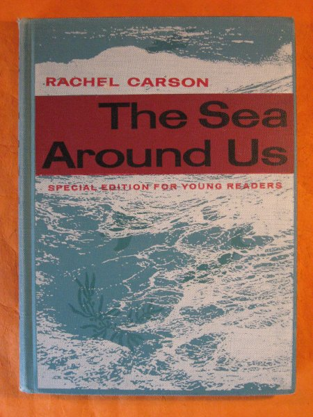 Image for The Sea Around Us:   Special Edition for Young Readers