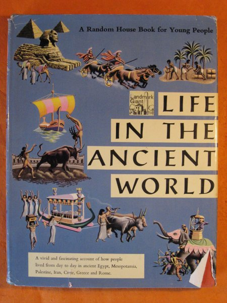 Image for Life in the Ancient World