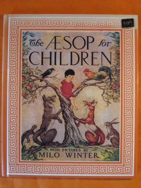 Image for Aesop for Children
