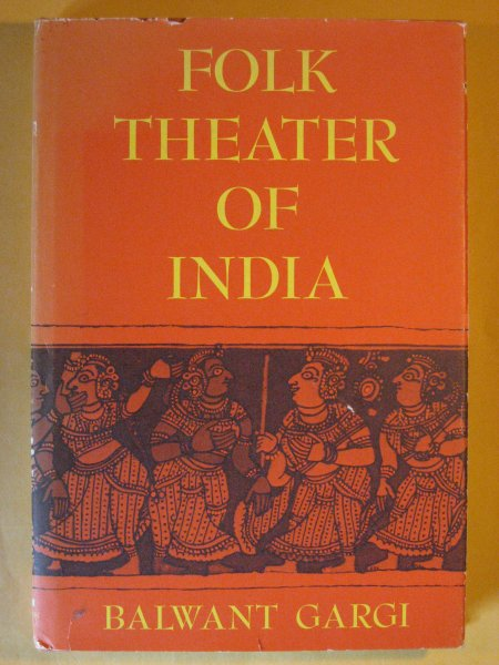 Image for Folk Theater of India