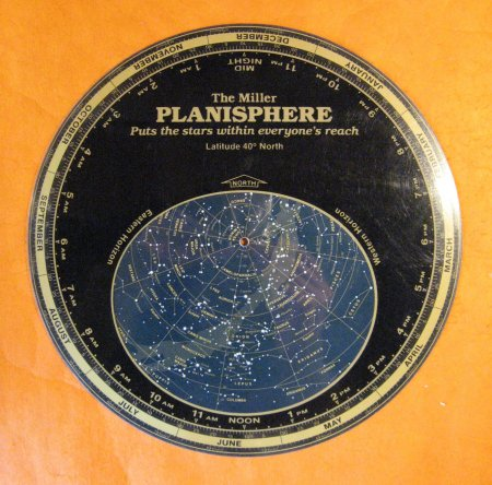 Image for The Miller Planisphere
