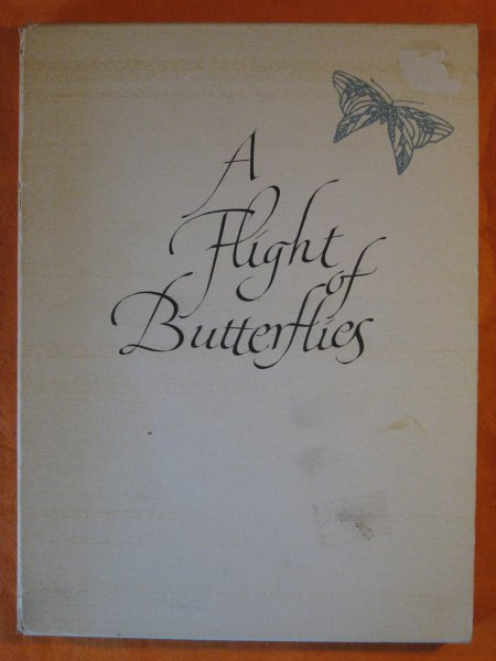 Image for A Flight of Butterflies