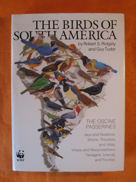 Image for The Birds of South America: Volume 1: The Oscine Passerines