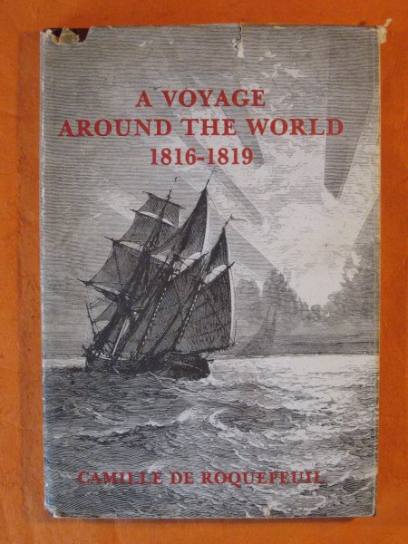 Image for Voyage Around the World 1816-1819 (English and French Edition)