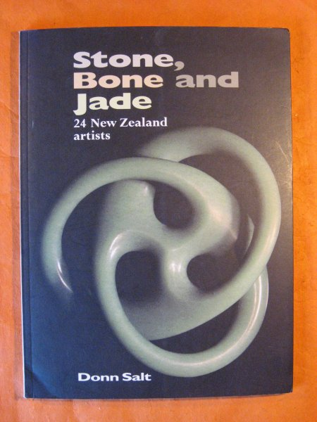 Image for Stone, Bone and Jade:  24 New Zealand Artists