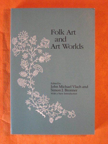 Image for Folk Art and Art Worlds