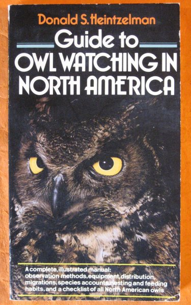 Image for Guide to Owl Watching in North America