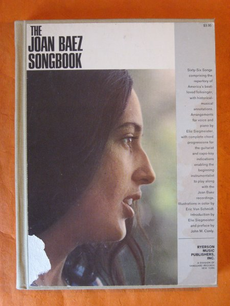 Image for The Joan Baez Songbook