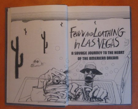 Image for Fear and Loathing in Las Vegas and Other American Stories (Modern Library)