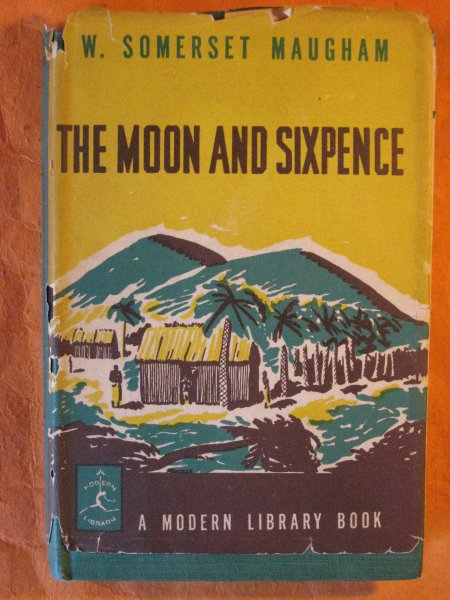 Image for The Moon and Sixpence